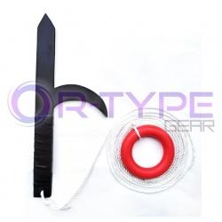 Kyoketsu Shoge Nóż Ninja