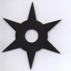 6 ramienny Kobori Roppo Shuriken