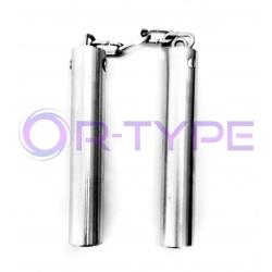 Kieszonkowe aluminium nunchaku