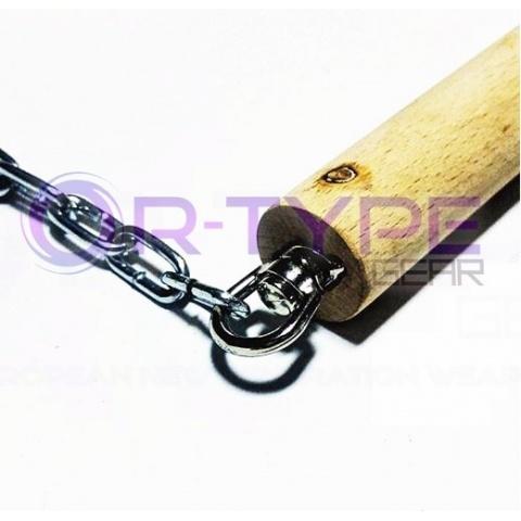 Kij 3 częściowy łańcuch Sam Jit Gwun