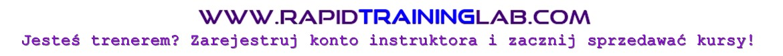 Platforma kursów Online dla trnerow i instruktorow sportowych